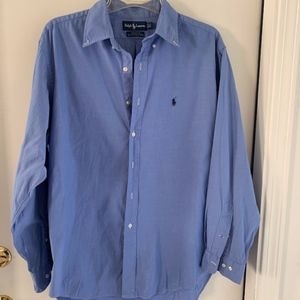 Ralph Lauren Yarmouth Men's Button Down